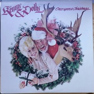 "Kenny & Dolly ""Once Upon a Christmas"" Vinyl Album"